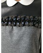 DSquared2 Embellished Dress - Lyst