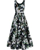 Dolce & Gabbana Long Dress - Lyst