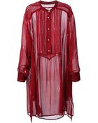 Etoile Isabel Marant 'Cray' Dress - Lyst