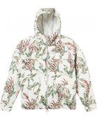 Hentsch Man White Floral Sports Jacket - Lyst