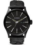 Nixon The Sentry Watch, 42Mm - Lyst