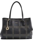 DKNY Triple Compartments Tribeca Tote - Lyst