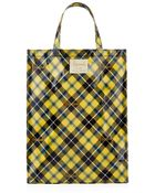 Harrods Medium Cornish Tartan Shopper Bag - Lyst