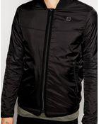 G-Star RAW G Star Bomber Jacket Setscale Nylon - Lyst