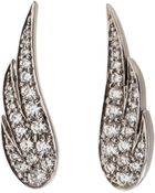 Anita Ko Wing Earrings - Lyst