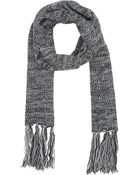 Hat Attack Knit Scarf - Lyst