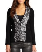 Nanette Lepore Love Affair Jacket - Lyst
