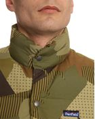 Penfield Camouflage Sleeveless Down Jacket - Lyst
