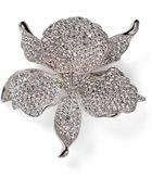 Nadri Orchid Pin - Lyst