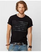 Denim & Supply Ralph Lauren Flag Crewneck Tee - Lyst