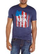 New Balance Graphic Made In Usa Tee - Lyst