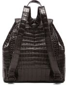Nancy Gonzalez Crocodile Backpack - Lyst