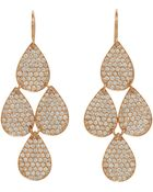 Irene Neuwirth Diamond Collection Four-Drop Earrings - Lyst