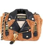 Moschino Small Shoulder Bag - Lyst