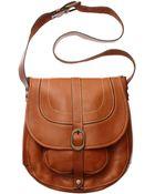 Patricia Nash Barcelona Saddle Bag - Lyst