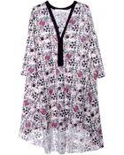 Thakoon Addition Placket Dress - Lyst