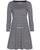 Tory Burch Linen Dress - Lyst