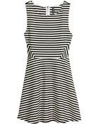 H&M Jersey Dress - Lyst