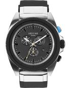 Nixon Midnight Black Gt Chrono Watch - Lyst