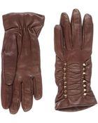 Esclusif Gloves - Lyst