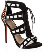 Carvela Kurt Geiger Giraffe High Heel Sandals - Lyst