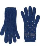 Just Cavalli Gloves - Lyst