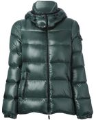 Moncler 'Berre' Padded Jacket - Lyst