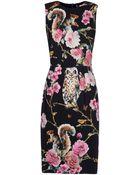 Dolce & Gabbana 3/4 Length Dress - Lyst