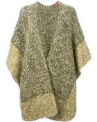 Missoni Open Front Cardigan - Lyst