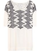 Closed Embroidered Top - Lyst