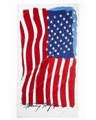 Tommy Hilfiger Flag Beach Towel - Lyst