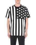 Givenchy American Flag Cotton T-Shirt - For Men - Lyst
