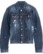 DSquared² Denim Jacket - Lyst