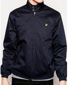 Lyle & Scott Vintage Harrington Jacket - Lyst