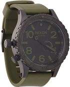 "Nixon ""The 51-30 Pu"" Watch - Lyst"