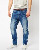 G-Star RAW G Star Jeans Type C 3D Loose Tapered Light Aged - Lyst