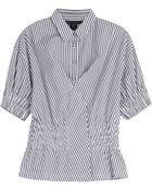 Marc By Marc Jacobs Venice Striped Cotton Shirt - Lyst