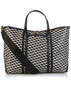 Pierre Hardy Cube-Print Coated-Canvas Tote - Lyst