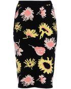 Moschino 3/4 Length Skirt - Lyst