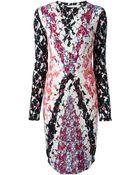 Peter Pilotto 'Lana' Dress - Lyst