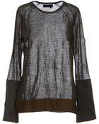 Y's Yohji Yamamoto Sweater - Lyst