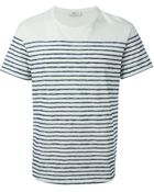 Closed Striped T-Shirt - Lyst
