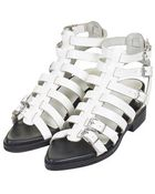 Topshop Finley Strappy Sandals - Lyst