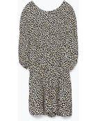 Zara Low Back Jumpsuit. - Lyst