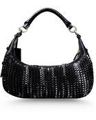 Diane von Furstenberg Large Leather Bag - Lyst