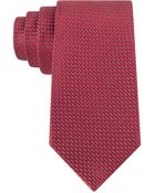 Kenneth Cole Reaction Neat Slim Tie - Lyst