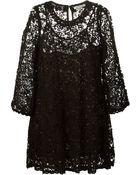 Etoile Isabel Marant 'Dahlia' Lace Dress - Lyst