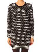Numph Knitwear Dress - Lyst