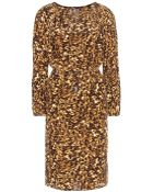 Altuzarra Arabella Printed Silk Dress - Lyst