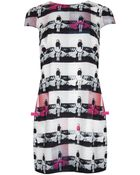 Ted Baker Printed Tunic - Lyst